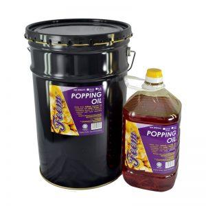popping oil
