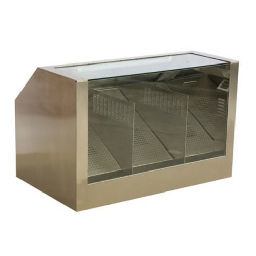 38 Counter Popcorn Warmer And Staging Cabinet Rst